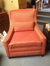 Beautiful chair in Fort Campbell, Kentucky