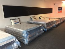 Mattress Clearance Sale- Brand New Factory direct in New Lenox, Illinois