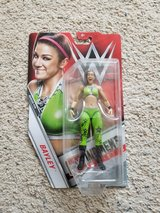WWE Divas Bayley Figure - in Camp Lejeune, North Carolina