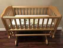 Infant baby cradle in Lockport, Illinois