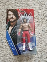 WWE A.J. Styles Figure - NEW *RARE in Camp Lejeune, North Carolina