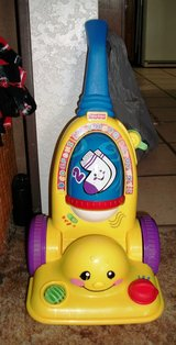 Fisher Price Vacuum Cleaner in Alamogordo, New Mexico