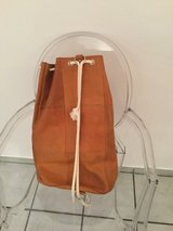 Leather purse/ backpack in Wiesbaden, GE