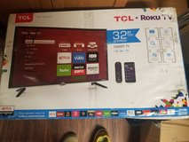 32 inch TCL ROKI smart tv in Fort Campbell, Kentucky