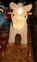 Large Rocking Horse in Alamogordo, New Mexico