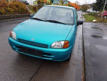 1997 TOYOTA YARIS *NEW INSPECTION *VERY GOOD CAR in Spangdahlem, Germany