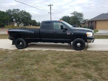 07 dodge ram 3500 4x4 6spd in Fort Hood, Texas