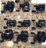 6 Baitcasting Reels in Lake of the Ozarks, Missouri