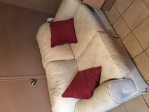 Couch and love seat in Fort Hood, Texas