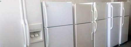 Lots of name Brand Refrigerators for Sale in Temecula, California