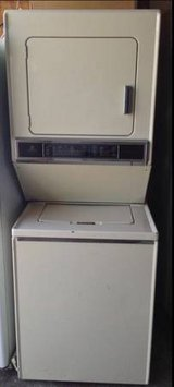 Maytag Electric Stackable Washer and Dryer in Oceanside, California