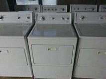 Great condition front load dryers in Camp Pendleton, California
