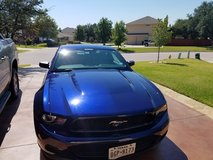Ford Mustang in Fort Hood, Texas