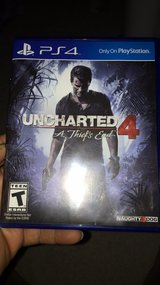 Uncharted 4 GAME in Fort Campbell, Kentucky