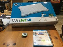 WiiFit U set in good condition in Travis AFB, California