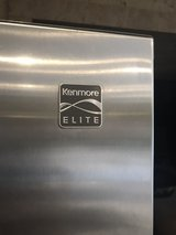 Kenmore Elite stainless steel refrigerator in Cleveland, Texas