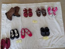 Girls Shoes in Schofield Barracks, Hawaii