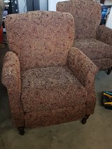 2 Reclining Chairs in Fort Campbell, Kentucky