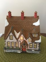 "(NEW) Department 56 Heritage Village Collection  ""Wackford Squeers Boarding School"" in Fairfield, California"