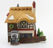 "(NEW) Department 56 Heritage Village Collection Dickens Village Series ""Betsy Trotwood's Cottage"" in Fairfield, California"