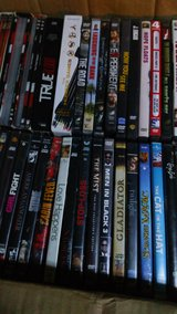 DVDs and BlueRays in DeRidder, Louisiana