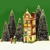 "(NEW) Department 56 Heritage Village Collection ""Beckman House"" in Fairfield, California"