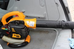 Poulan pro leaf blower (gasoline) in Kingwood, Texas