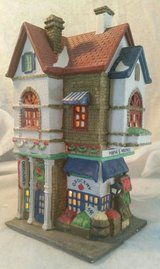 "(NEW) Dept 56 Heritage Village Collection ""Corner Grocer"" in Fairfield, California"