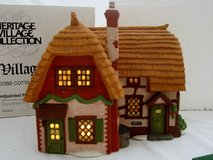 "(NEW) Heritage Village Collection Village Series: ""Cobb Cottage"" #5824-6 by Department 56 in Fairfield, California"