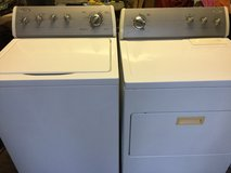 Whirlpool Washer and Dryer Set in DeRidder, Louisiana