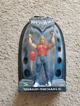 WWE Shawn 'Hulkster' Michaels Figure - NEW in Camp Lejeune, North Carolina