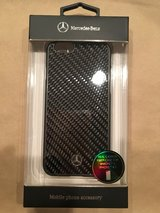 IPhone 6/6s carbon fiber Mercedes phone case in Lockport, Illinois
