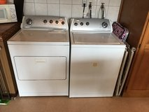 Whirlpool Washer and Dryer Combo (electric) in Okinawa, Japan