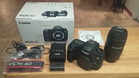 Canon EOS 6D Digital SLR Camera and Accessories in Lawton, Oklahoma