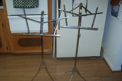 2 Wire Music Stands in Kingwood, Texas