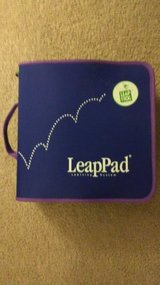 LeapPad Plus Writing with Binder Carrying Case in St. Charles, Illinois