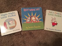 Sandra Boynton Board Books in Beaufort, South Carolina