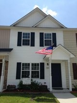 HALF OFF RENT in December! 2BR/2.5BA Townhome in Camp Lejeune, North Carolina