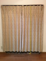 off base curtains Japanese style in Okinawa, Japan