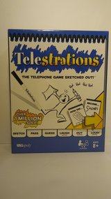 NEW Sealed Box - Telestrations Board Game for 6 players in Lake Worth, Texas