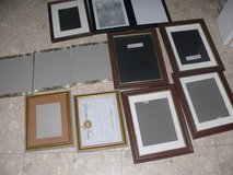 Picture Frames Lot in Okinawa, Japan
