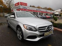 '15 Mercedes C 300 4MATIC All Wheel Drive in Spangdahlem, Germany