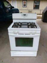 gas stove in Lawton, Oklahoma