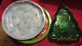 Holiday serving trays in Lawton, Oklahoma