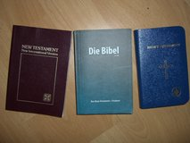 New Testament - English Polish or German in Ramstein, Germany