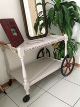 Antique Bar Cart in Ramstein, Germany