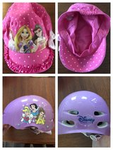 Disney princess hat & bicycle helmet in Byron, Georgia