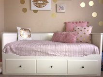 Twin Day Bed with Draws in Shorewood, Illinois