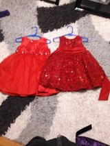 Red dresses in Palatine, Illinois