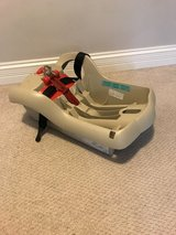 Graco car seat base in Naperville, Illinois